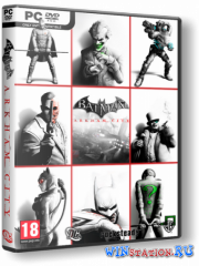 Batman: Arkham City / Batman: Аркхем Сити [Crack+DLCs]