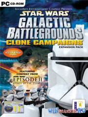 Star Wars: Galactic Battlegrounds Clone Campaigns