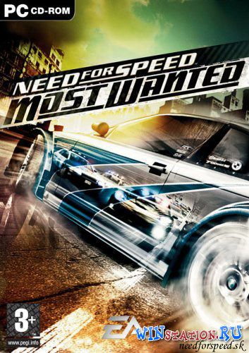 Скачать Need for Speed Most Wanted бесплатно