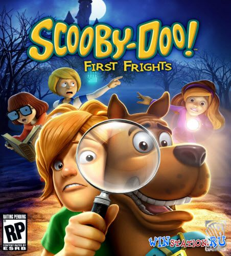Скачать игру Scooby-Doo First Frights