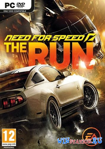 Скачать игру Need for Speed: The Run + Unlocked Bonus