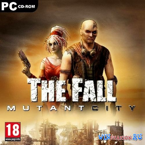 ������� ���� The Fall: Mutant City (2011/RUS/DE/RePack by a-line)