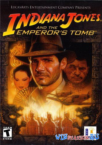 Скачать игру Indiana Jones and the Emperor's Tomb