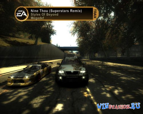 Скачать игру Need For Speed: Most Wanted - Dangerous Turn