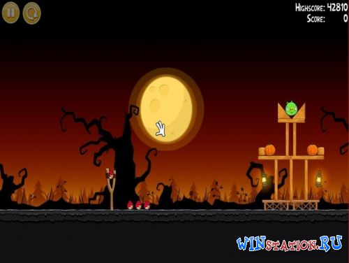 Скачать Angry Birds Seasons бесплатно