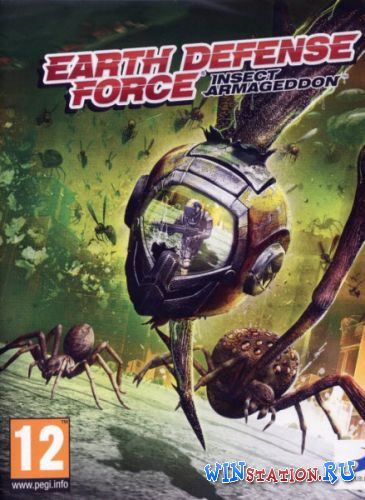 ������� ���� Earth Defense Force: Insect Armageddon