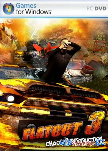 Скачать FlatOut 3: Chaos & Destruction бесплатно