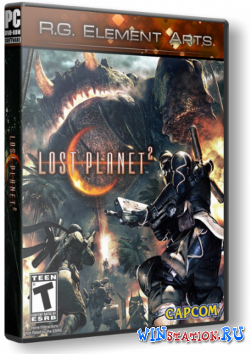 ������� ���� Lost Planet 2