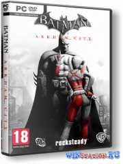 Batman: Arkham City +11 DLC