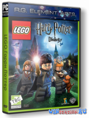 LEGO Harry Potter Dilogy / ЛЕГО Гарри поттер. Дилогия