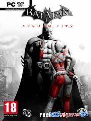 Batman: Arkham City + 13 DLC
