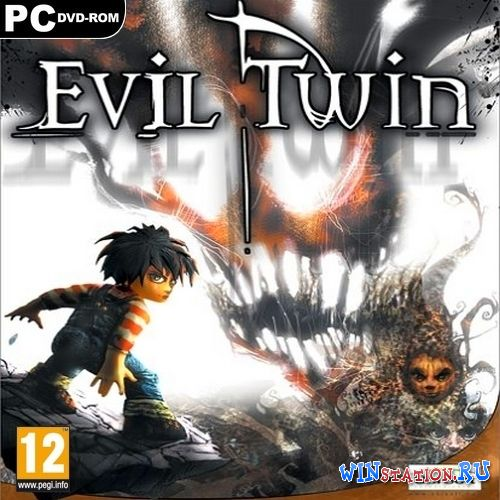������� ���� Evil Twin: Cyprien's Chronicles (2001/ENG/RUS/RePack by R.G.Catalyst)