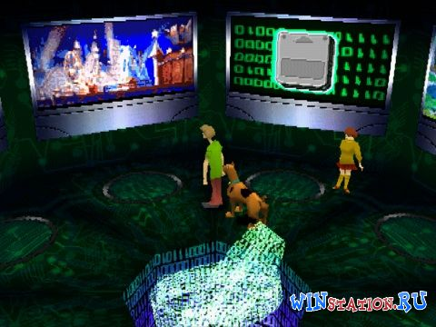 —качать игру Scooby-Doo and the Cyber Chase