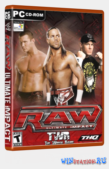 ������� ���� WWE Raw: Ultimate Impact 2012