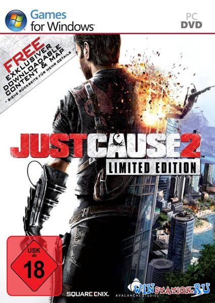 ������� ���� Just Cause 2 Limited Edition + DLC Pack