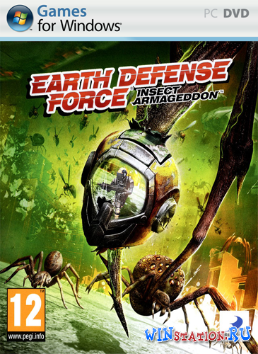 ������� ���� Earth Defense Force Insect Armageddon