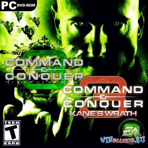 Скачать Command and Conquer 3: Complete Edition бесплатно