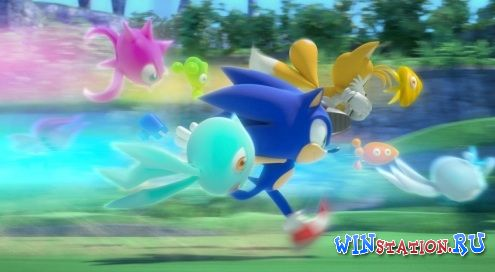 ������� Sonic Colors ���������