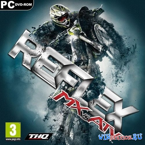 ������� ���� MX vs. ATV: Reflex