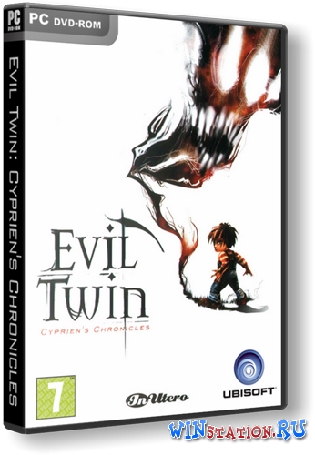 Скачать игру Evil Twin Cyprien's Chronicles