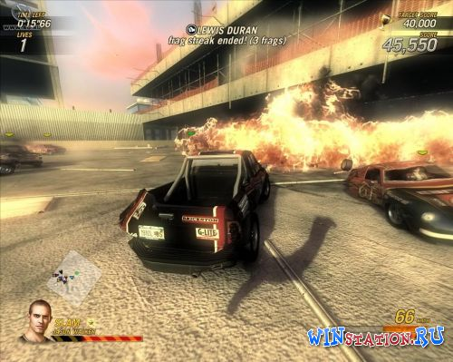 ������� ���� FlatOut: Ultimate Carnage