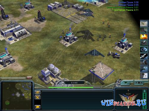 Скачать игру Command and Conquer Generals: Reborn The Last Stand v5.05
