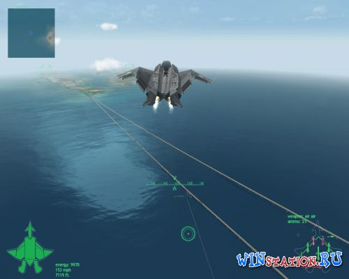 ������� ���� Jet Storm - Modern Dogfights