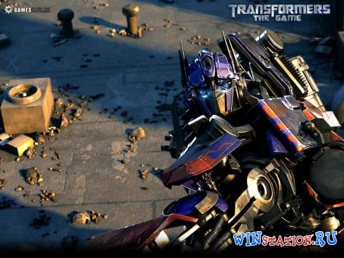 ������� ���� Transformers: The Game