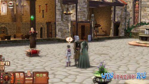 ������� ���� The Sims: Medieval