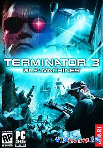 Скачать игру Terminator 3: War of the Machines