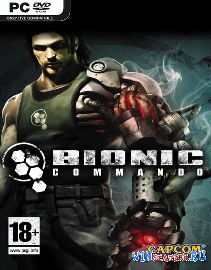Скачать игру Bionic Commando - Trilogy
