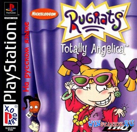 ������� ���� Rugrats: Totally Angelica