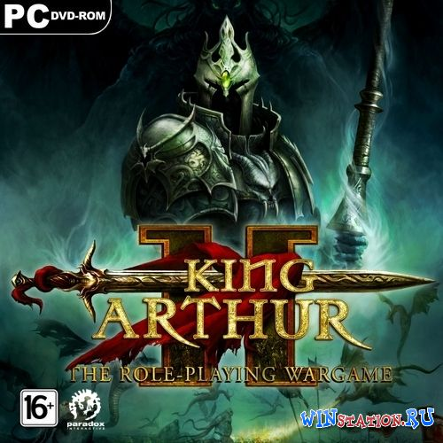 Скачать игру King Arthur II: The Role-Playing Wargame