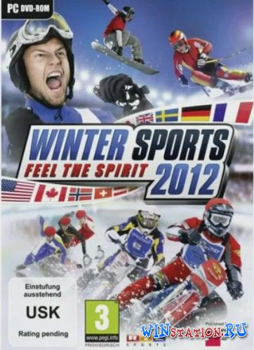 Скачать игру Winter Sports 2012: Feel The Spirit