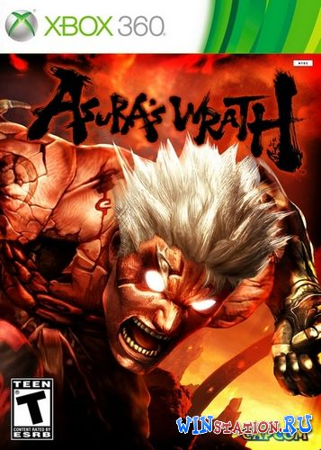 ������� ���� Asura's Wrath (LT+2.0/LT+3.0)