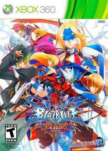 ������� ���� BlazBlue: Continuum Shift Extend