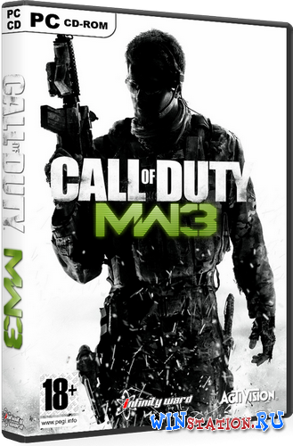 ������� ���� Call of Duty Modern Warfare 3