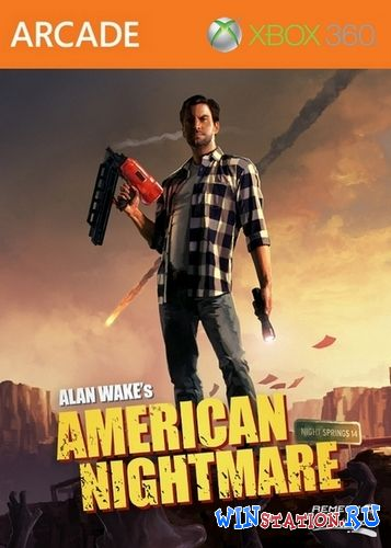 —качать игру Alan Wake's American Nightmare (JTAG)
