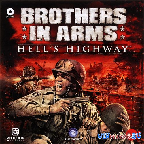 Скачать игру Brothers In Arms. Hell's Highway