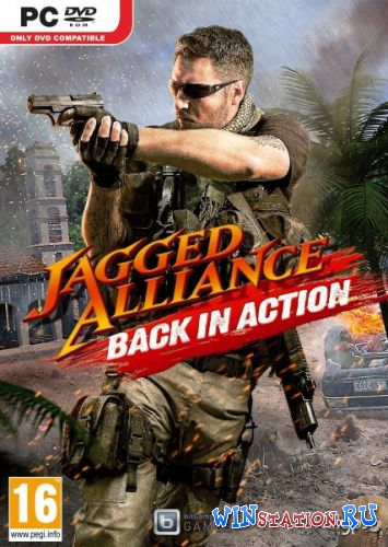 Скачать игру Jagged Alliance - Back in Action