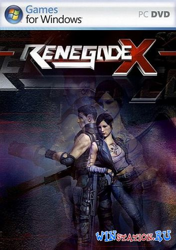 Скачать игру Renegade X: Black Dawn (2012/ENG/Repack R.G.Packers)