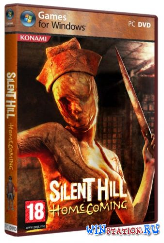 ������� ���� Silent Hill: Homecoming