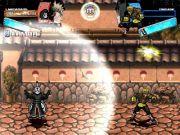 Naruto Mugen The New Era геймплей