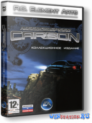 Need for Speed: Carbon - Коллекционное издание / Need for Speed: Carbon - C ...