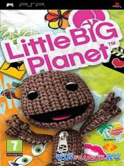 LittleBigPlanet (All Official DLC's) (Patched) (2009/Multi12/RUS/PSP)