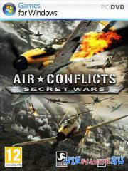 Air Conflicts Secret Wars v.1.4