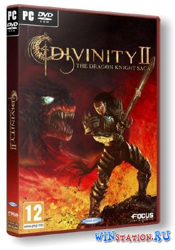 Скачать игру Divinity II - The Dragon Knight Saga