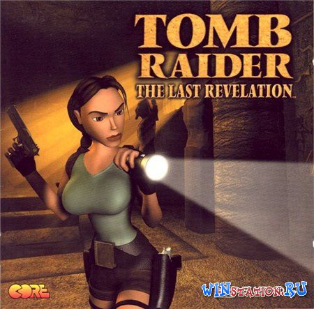 Скачать игру Tomb Raider 4: The Last Revelation