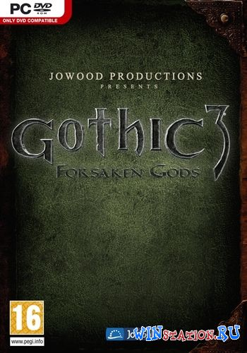Скачать игру Gothic 3. Forsaken Gods - Enhanced Edition