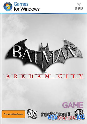Скачать игру Batman: Arkham City v.1.03 + 13 DLC